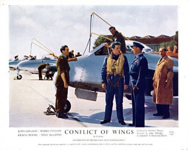 Conflict of Wings 1955 8
