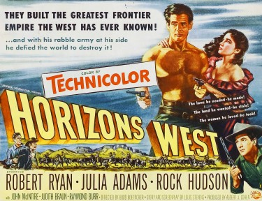 Horizons West 1952