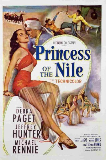 Princess of the Nile 1954