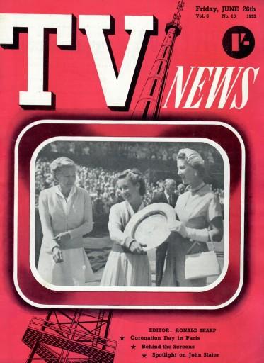 TV News 1953