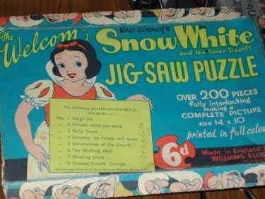 Walt Disney Jig Saw 2