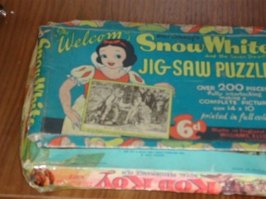 Walt Disney Jig Saw 3