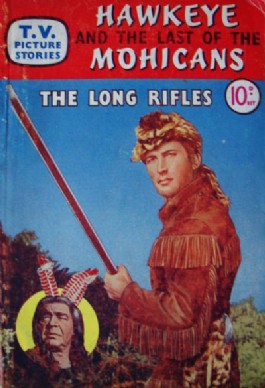Hawkeye and the Last of the Mohicans 2