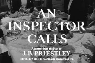 An Inspector Calls 2