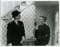 Colin Gordon with Jill Adams