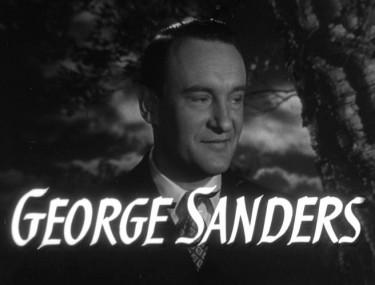 George Sanders 2