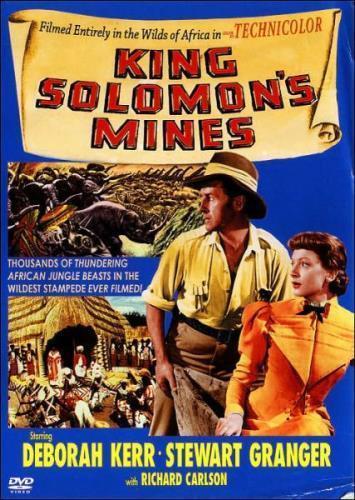 King Solomons Mines 1950
