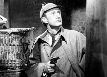 Ronald Howard as Sherlock Holmes