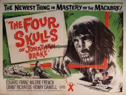 The Four Skulls of Jonathan Drake 1959