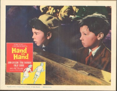 Hand In Hand 1961 3