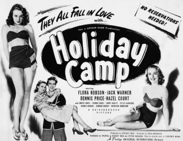 Holiday Camp 1947