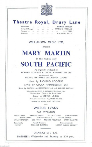 South Pacific 2