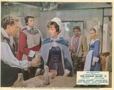 The Scarlet Blade 1962 2