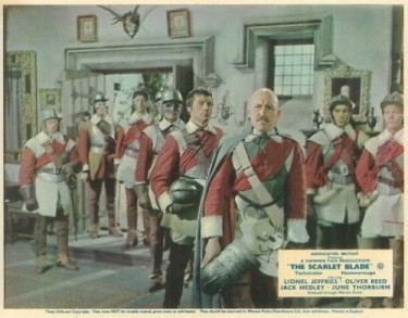 The Scarlet Blade 1962 3