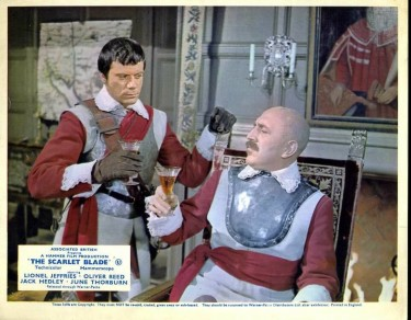 The Scarlet Blade 1962 4
