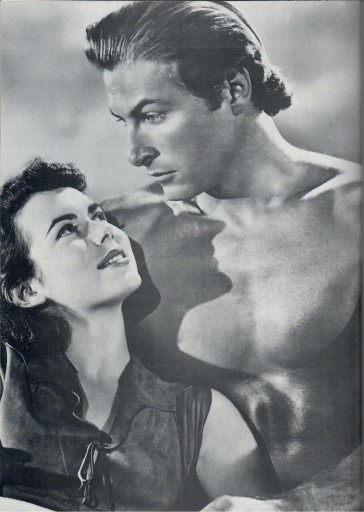 Tarzan and the Slave Girl 1950