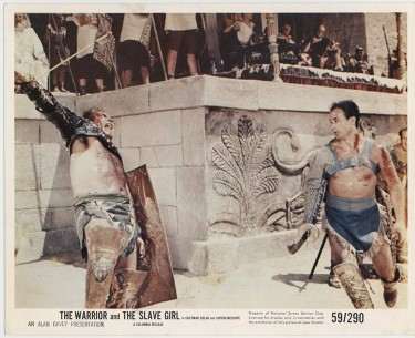 The Warrior and the Slave Girl 1958 2
