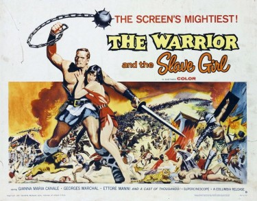 The Warrior and the Slave Girl 1958