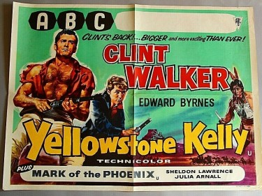 Yellowstone Kelly 1959