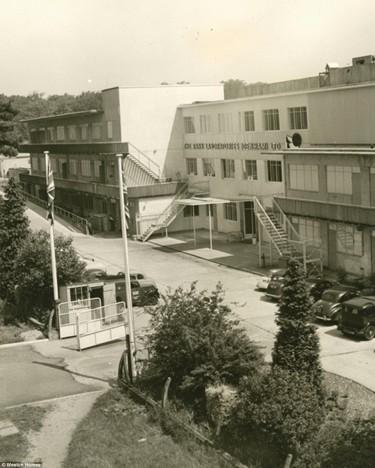 Denham Film Studios