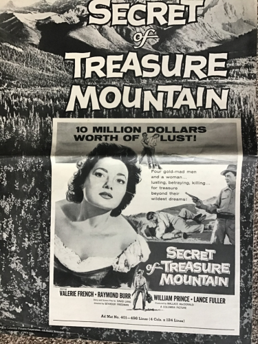 The Secret of Treasure Mountain 2