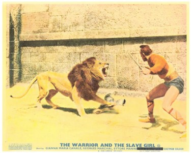 The Warrior and the Slave Girl 1958 4