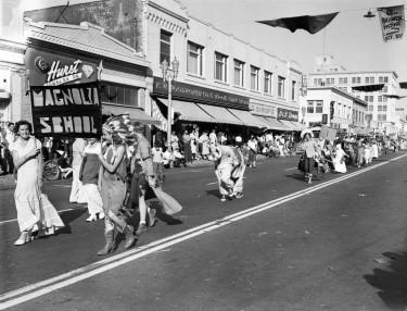 Annaheim Parade 1950