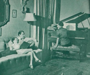 David Farrar with Family