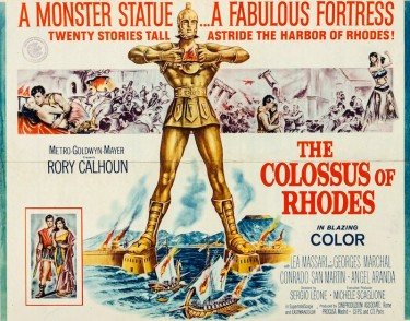 The Colossus of Rhodes 2