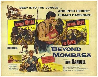 Beyond Mombasa 1956