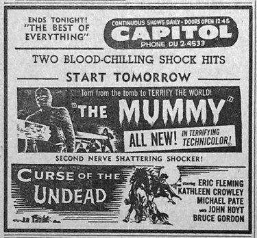 Curse of the Undead 1959 2